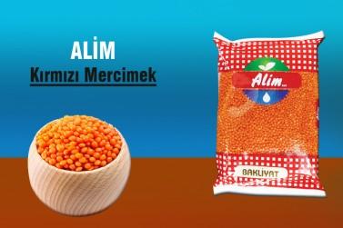 Alim Kırmızı Mercimek
