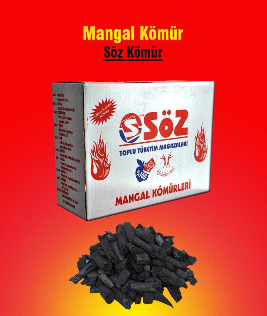 Söz Mangal Kömürü